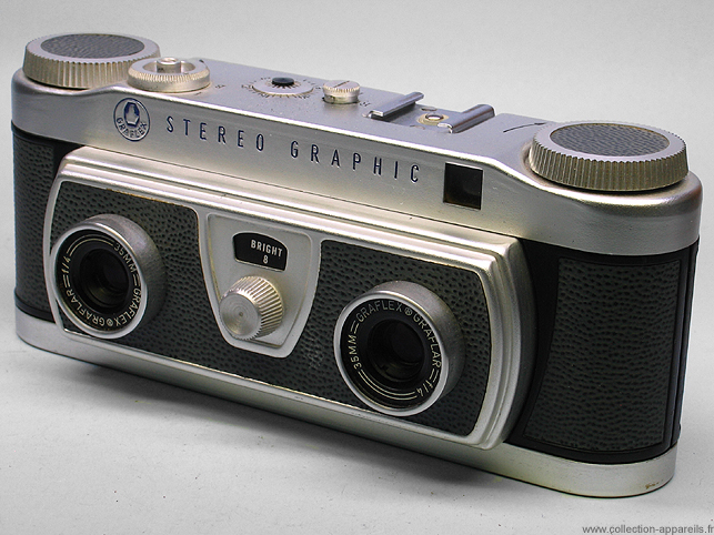 Graflex Stereo Graphic