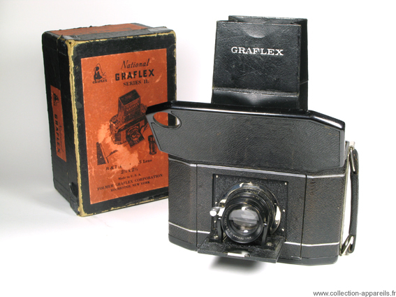 Graflex National series II