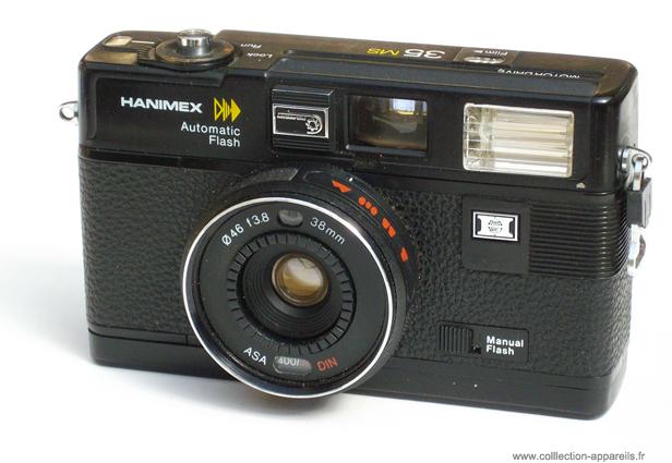 Hanimex 35 MS