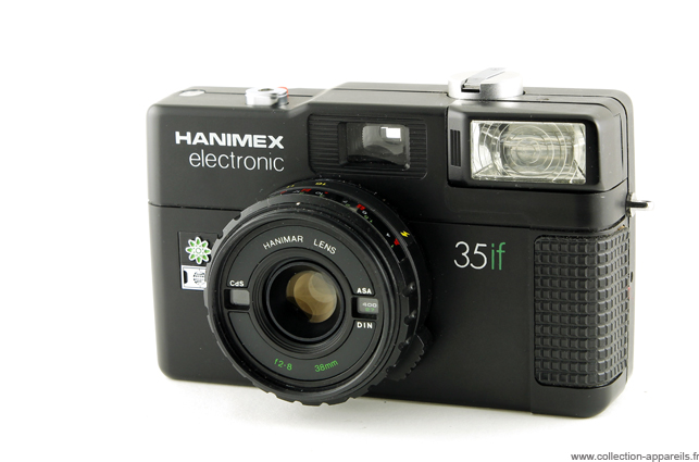 Hanimex 35 IF Electronic
