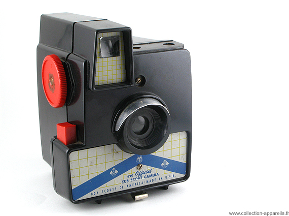 Herbert George Official Cub Scout Camera