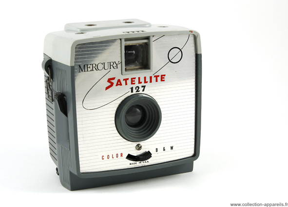Herbert George Mercury Satellite 127