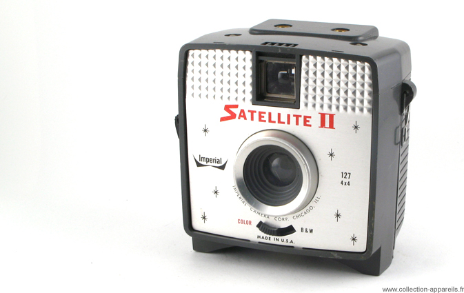 Imperial Camera Corporation Satellite II