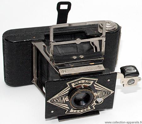 camera Ensign midget