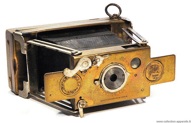Houghton Ensignette N 1 Vintage Cameras Collection By
