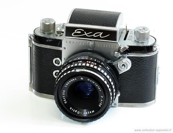 Ihagee Exa Vintage cameras collection by Sylvain Halgand