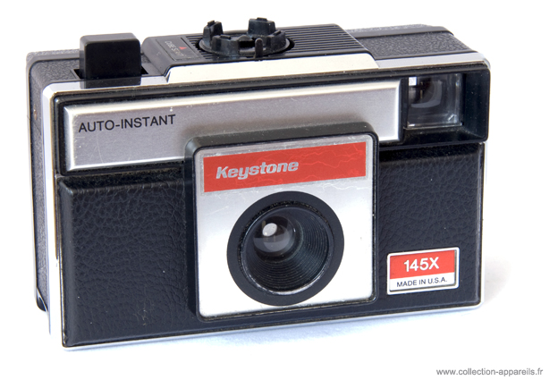 Keystone Auto-Instant 145X Vintage cameras collection by