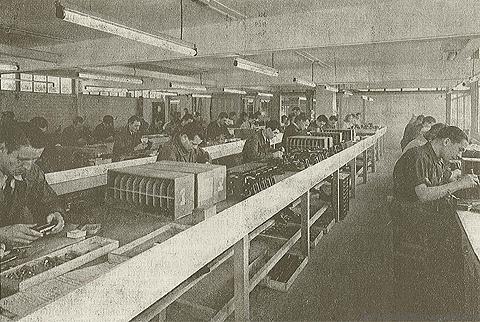 Ateliers de montage