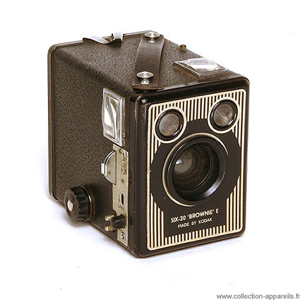 Kodak Six-20 Brownie