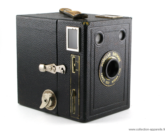 Kodak Six-20 Popular Brownie