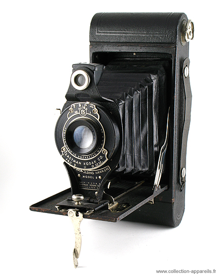 Kodak N°2A folding Hawk-Eye