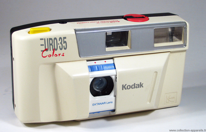 Kodak Euro 35 Colors