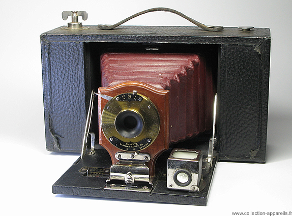 Kodak N°3 Folding Brownie