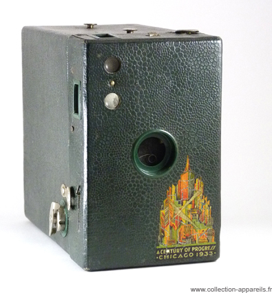 Kodak Rainbow Hawk-Eye 2A Century of Progress