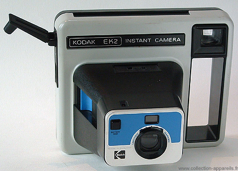 Kodak EK2 Collection appareils photo anciens par Sylvain Halgand 8669d66b3263