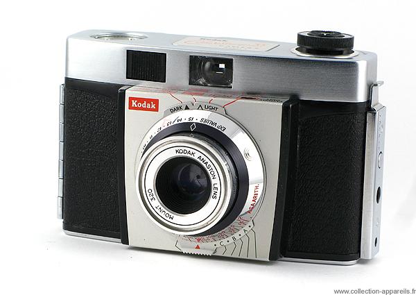kodak colorsnap 35 vintage cameras collection by sylvain halgand rh collection appareils fr Kodak 35 Camera Manual Pictures Taken with Kodak 35