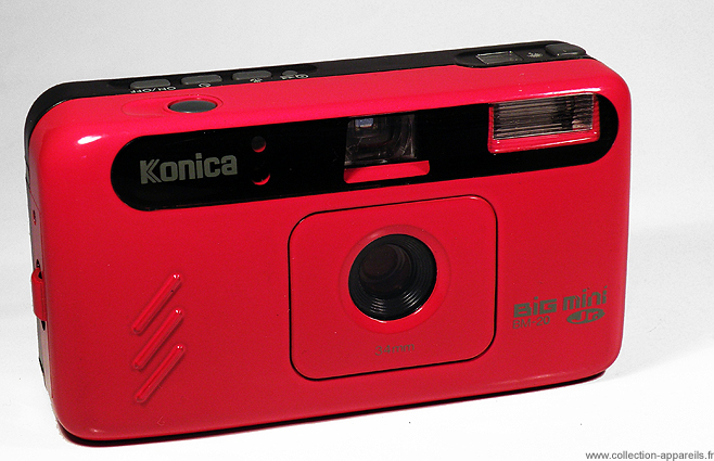 Konica Big Mini Jr