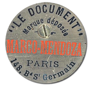 Marco Mendoza Le Document