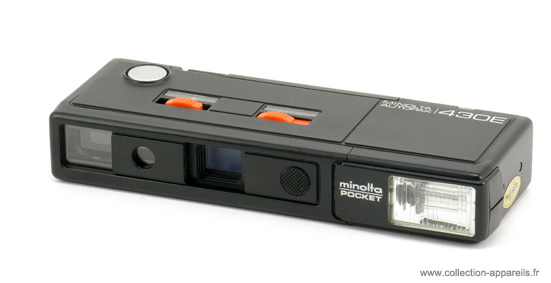 Minolta Autopak 430E