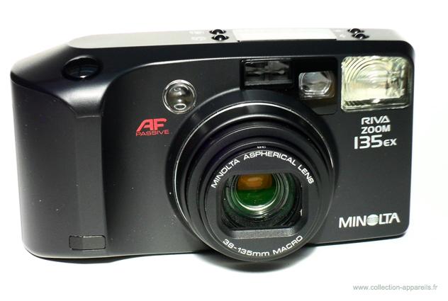 Minolta Riva Zoom 135ex
