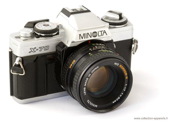 Minolta X-70