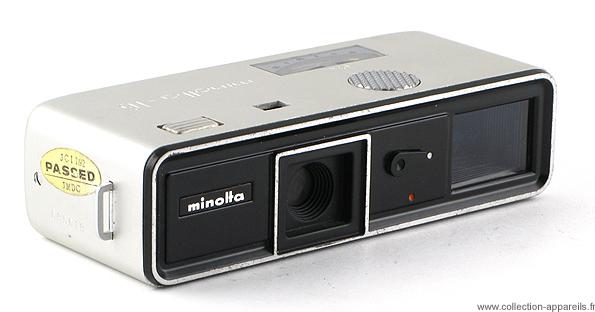 Minolta 16 model PS