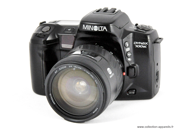 minolta dynax 700si vintage cameras collection by sylvain halgand rh collection appareils fr