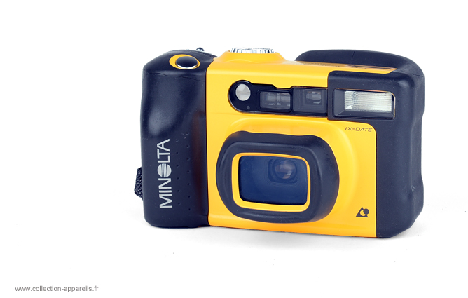 Minolta Vectis Weathermatic Zoom