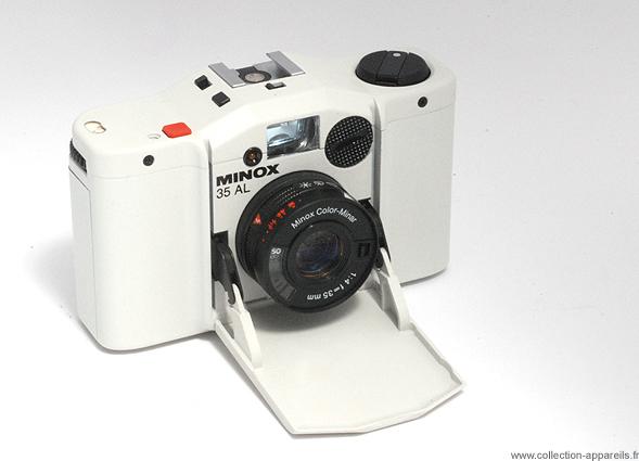 Minox al vintage cameras collection by sylvain halgand