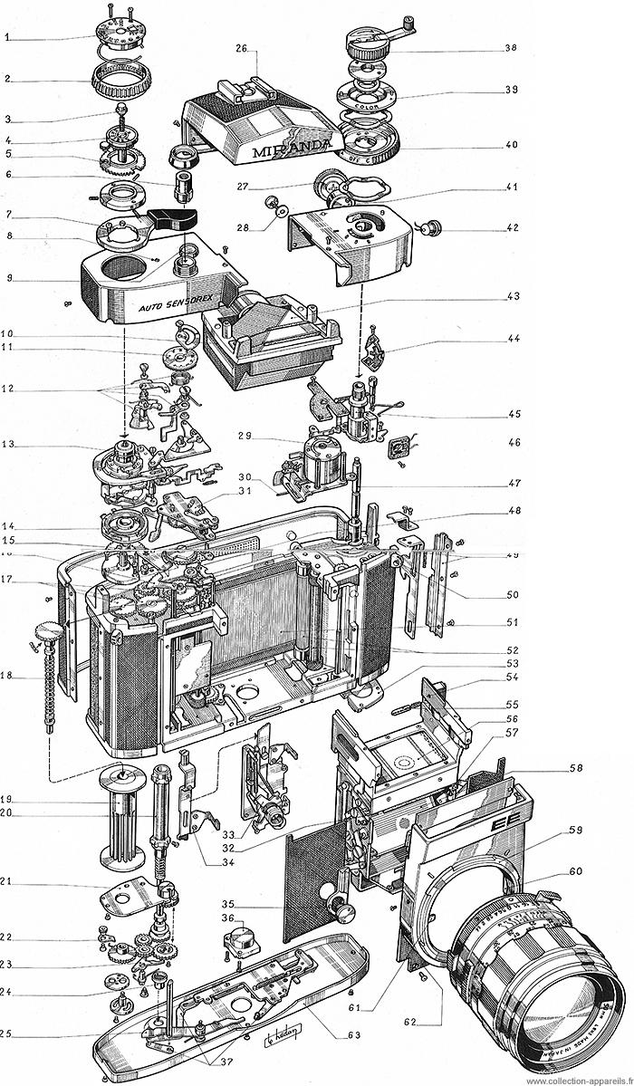 vintage schematics