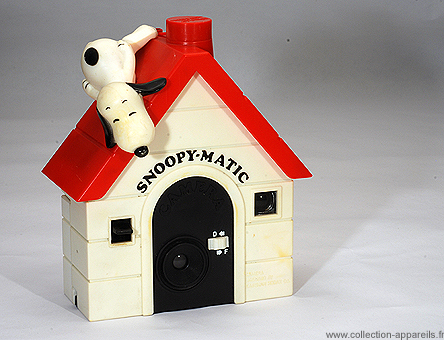 Helm Toy Corp Snoopy-Matic
