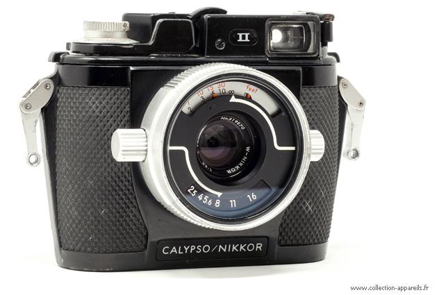 Nikon Calypso-Nikkor II Vintage cameras collection by Sylvain Halgand 87255ae3b445