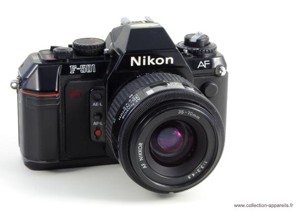 Nikon F-501