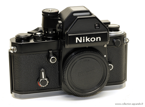 c195fa40f1 Nikon F2 Photomic S Collection appareils photo anciens par Sylvain ...