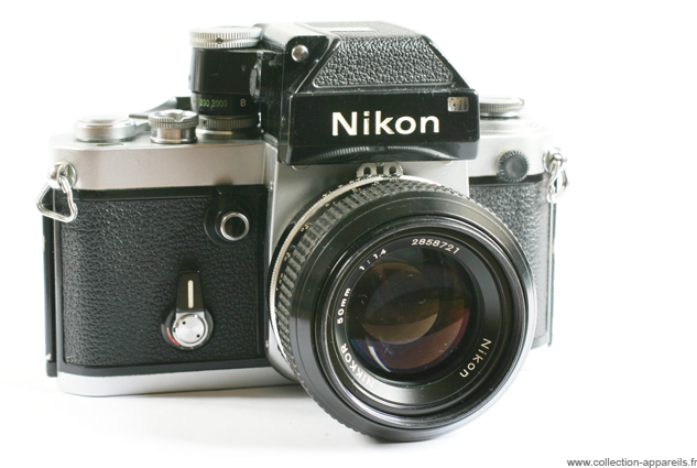 2176bb41d1 Nikon F2 Photomic Collection appareils photo anciens par Sylvain Halgand