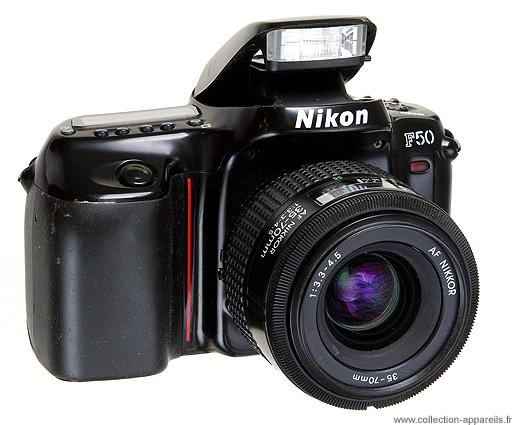 79f9c883781ec Nikon F50 Collection appareils photo anciens par Sylvain Halgand