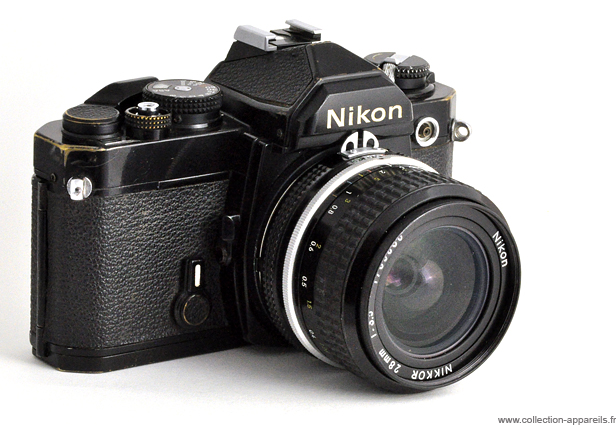 Nikon FM Vintage cameras collection by Sylvain Halgand 313a4db6b625