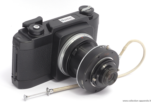 Nikon Nachet Vintage cameras collection by Sylvain Halgand fc4f16496dc7