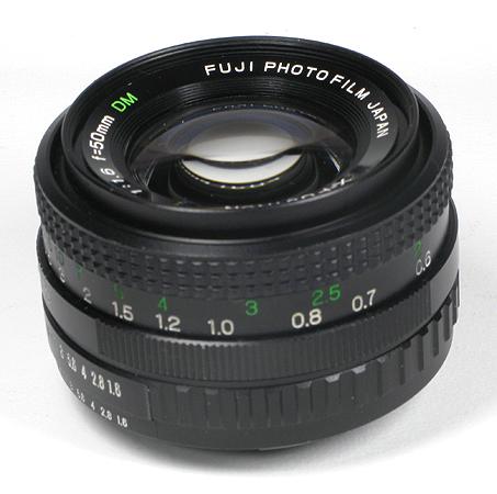 Fuji X-Fujinon DM