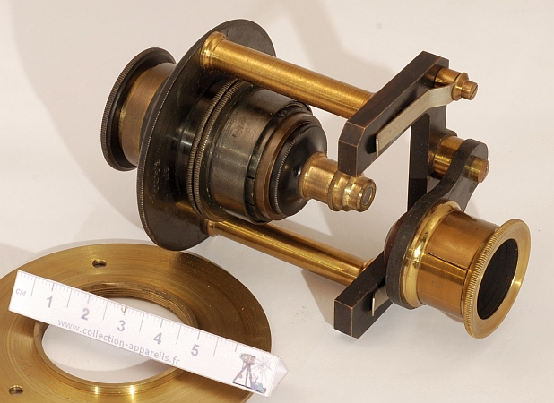 Sans marque (Bté S. G. D. G.) Microscope