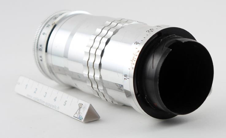 Foca Téléoplar modèle 4 version 8
