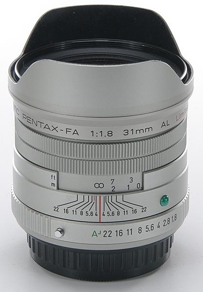 Pentax smc PENTAX-FA AL Limited