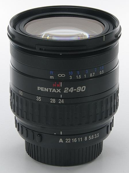 Pentax smc PENTAX-FA AL IF
