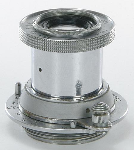 Krasnogorsk Industar-50 (télescopique)