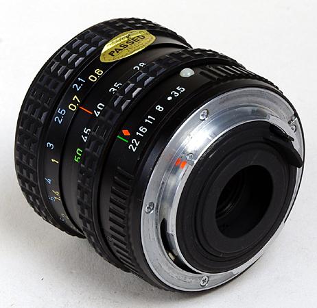 Pentax SMC Zoom