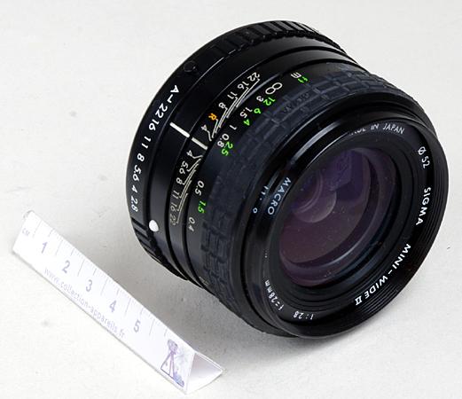 Sigma Mini-Wide II