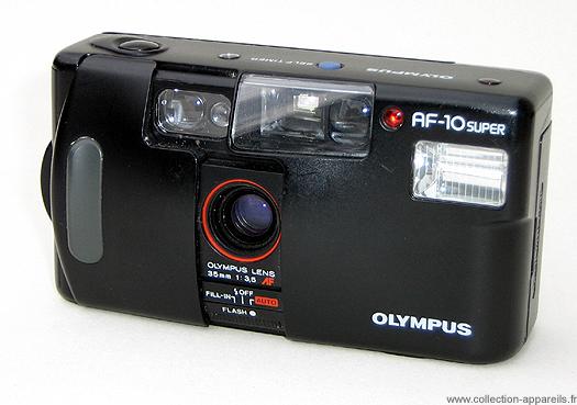 olympus af 10 super vintage cameras collection by sylvain halgand rh collection appareils fr DLX Logo DLX Skateboards
