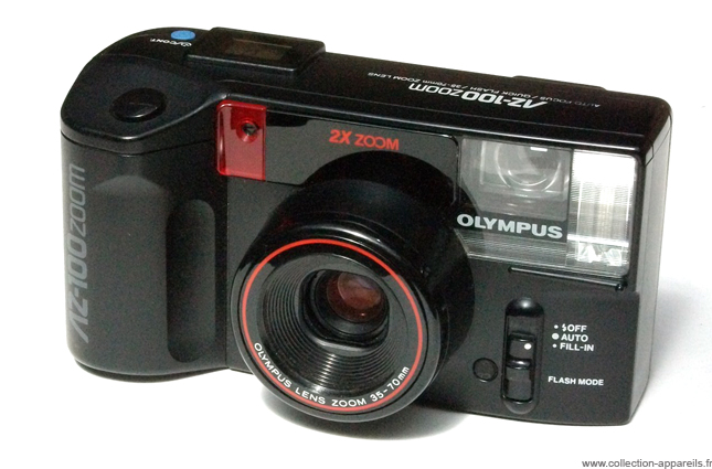 olympus az 100 zoom vintage cameras collection by sylvain halgand rh collection appareils fr Olympus Stylus Tough 6020 Troubleshooting Olympus Stylus Tough Cord