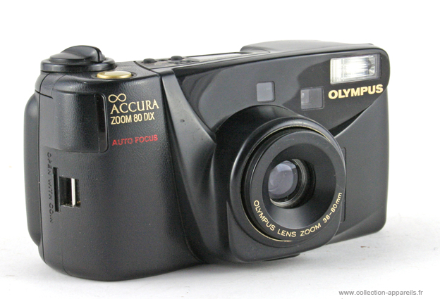 Olympus Infinity Accura Zoom 80 DLX