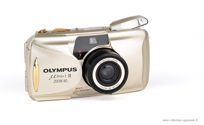 olympus mju ii zoom 80 manual